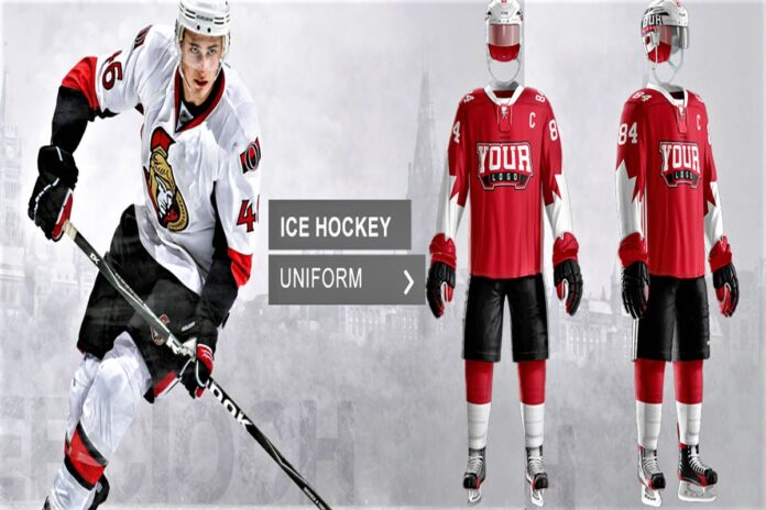 best ice hockey uniforms